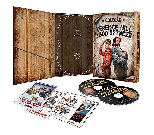 PRÉ-VENDA Coleção Terence Hill & Bud Spencer
