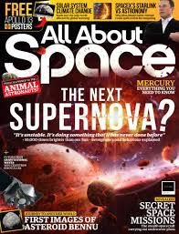 ALL ABOUT SPACE ED 01