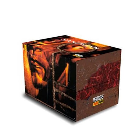 BOX SANDMAN COLEÇAO DEFINITIVA VOL 1 A 5  + PRELUDIO E MORTE .