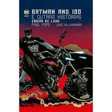 BATMAN ANO 100 E OUTRAS HISTORIAS