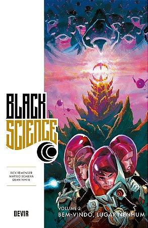 kit black science vol 1 e 2