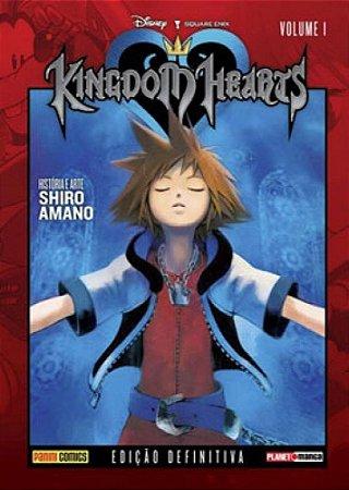 Kingdom Hearts vol1