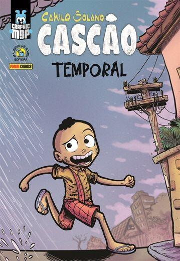 cascão - temporal-brochura