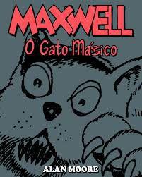 Maxwell - o gato magico