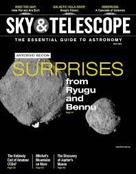 Sky & telescope de maio de 2020
