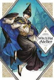 Atelier of witch hat ed 6