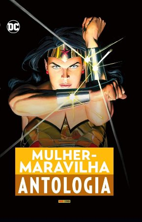 Mulher maravilha - antologia