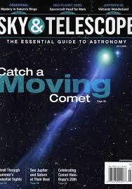 Sky e telescope de julho de 2020