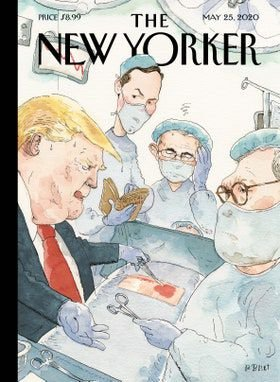 The new yorker de maio de 2020
