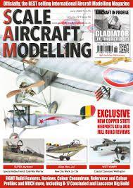 Scale aircraft modelling de junho de 2020