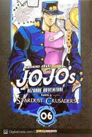 Jojos - stardust crusaders parte 3