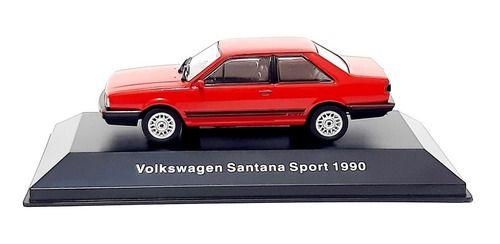 Colecionável Volkswagen Santana Sport 1990 ed 5