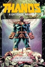 Thanos - A entidade de infinita