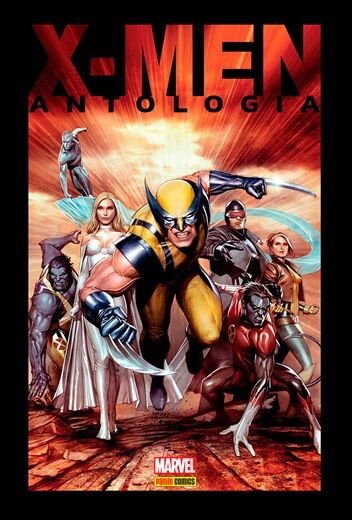 X- men Antologia