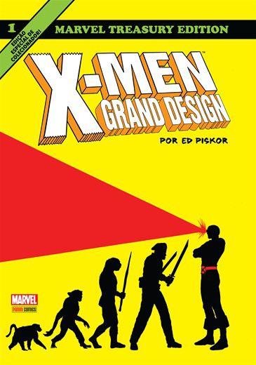 X-men grand design ed 1
