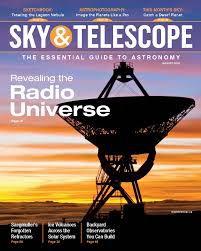 Sky & telescope de agosto de 2020
