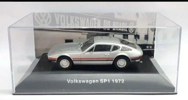 Coleção Volkswagen sp1 1972 ed 6