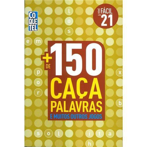 150 CAÇA PALAVRA ED 21
