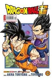 Dragon ball super ed 12