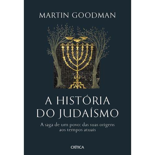 A historia do judaísmo
