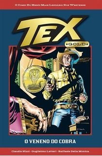 Tex gold ed 50