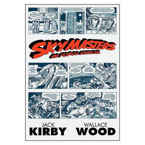 Skymasters da força espacial
