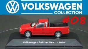 VOLKSWAGEM COLLECTION   VOL 8  pointer pick up 1998