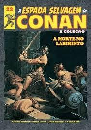 A espada selavgem de conan a coleção ed 22