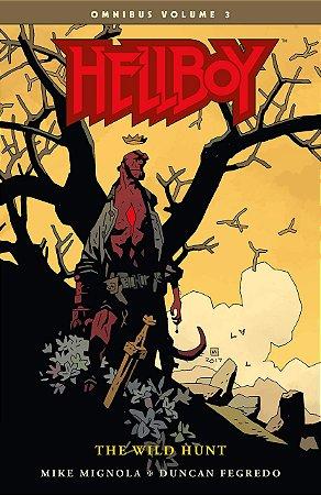 Hellboy omnibus vol 3