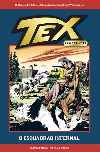 Tex gold ed 52
