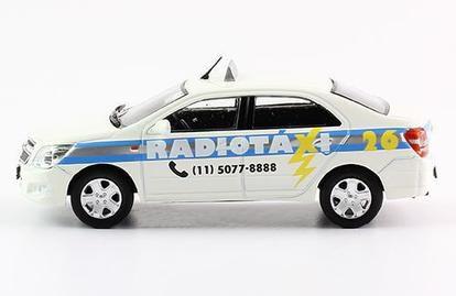 Chevrolet cobalt - taxi - veiculos de serviço ed 65