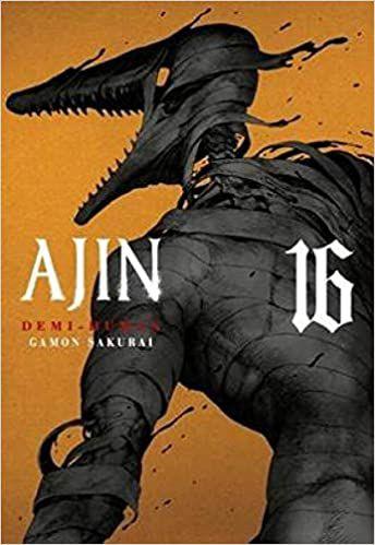 Ajin edição 16