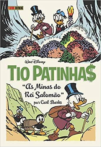 Tio patinhas carl barks - as minas do rei salomão