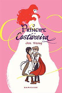 O príncipe e a costureira - darkside