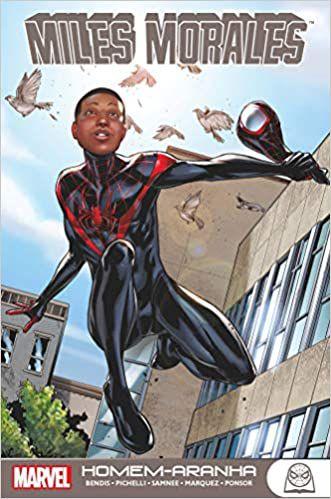 Marvel teens - miles morales