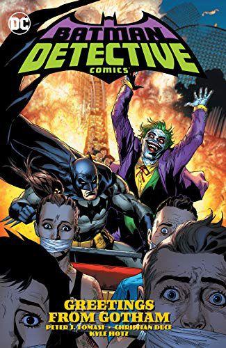 Batman detective comics ed 3