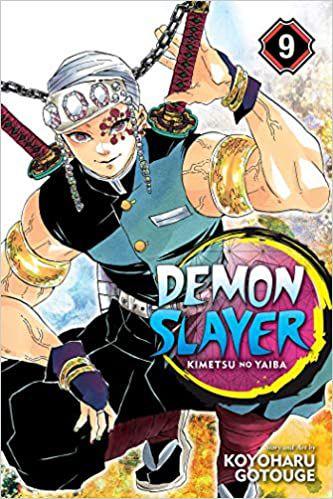 Demon Slayer Edição 9