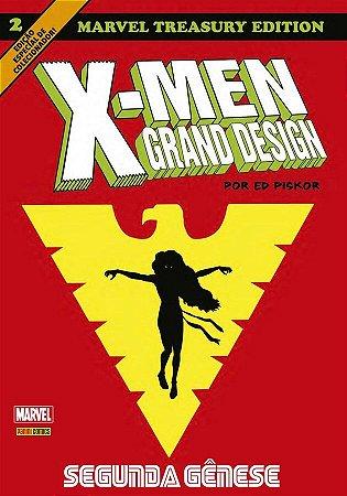X MEN GRAND DESIGN VOL 2  LUXO