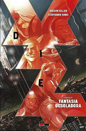 DIE - FANTASIA DESOLADORA 1 - PANINI