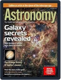 Astronomy de novembro de 2020
