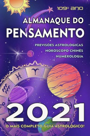 ALMANAQUE DO PENSAMENTO 2021 - PENSAMENTO