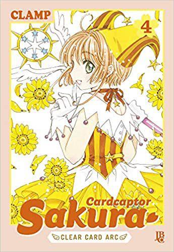Cardcaptor Sakura Clear Card Arc Edição 4