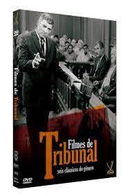 FILMES DE TRIBUNAL – ED. LIMITADA COM 6 CARDs (3 DVDs)