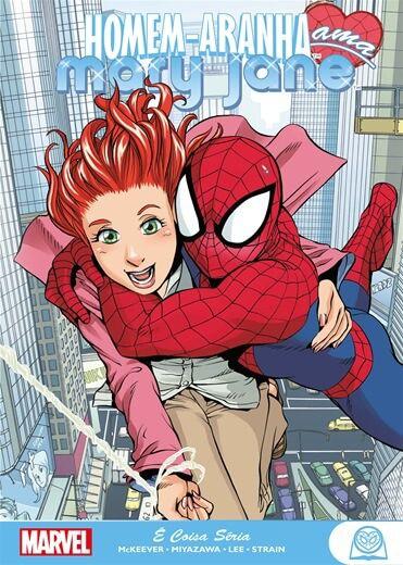 Homem-aranha Ama Mary Jane