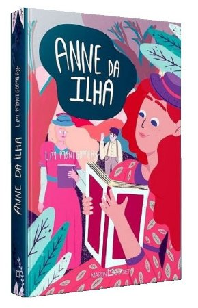 ANNE DA ILHA - VOL 3 - CAPA DURA - KIT - MARTIN CLARET