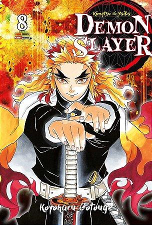 DEMON SLAYER - KIMETSU NO YAIBA 8 - PANINI