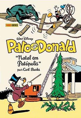 PATO DONALD - NATAL EM PATOPOLIS - PANINI