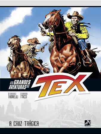 AS GRANDES AVENTURAS DE TEX VOL. 8
