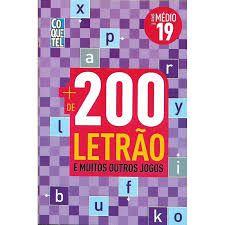 + DE 200 LETRAO VOL 19