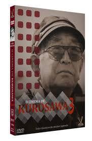 Kit o cinema de kurosawa vol 1,2 e 3
